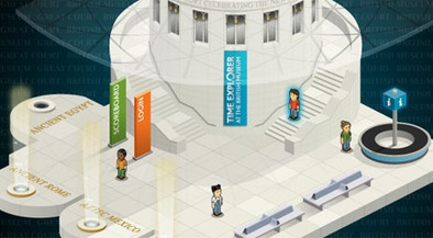 Games from the British Museum   Learning Games   Scoop.it