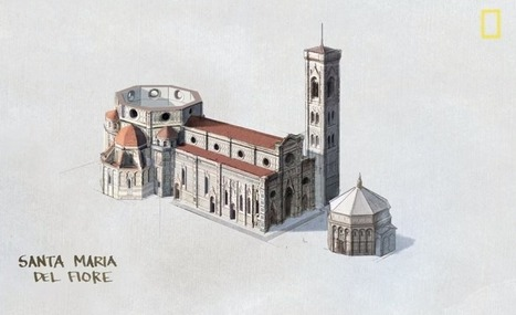 ¿Cómo construyó Brunelleschi la cúpula del Duomo de Florencia? | Math, technology and learning | Scoop.it