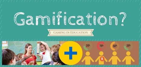 Gaming in Education: Gamification? - The Edublogger | Digital Candies 21 Century Learning by @goodmananat | Scoop.it