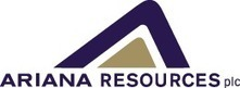 Ariana Resources: Press Release : 08/20/2015 | Mining | Scoop.it