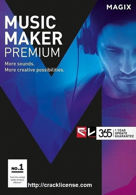 music maker crack download