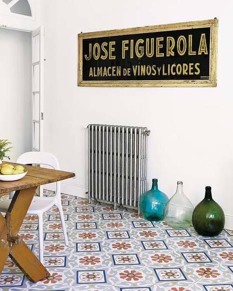 Une maison d'hier et d'aujourd'hui | | PLANETE DECO a homes worldPLANETE DECO a homes world | Céka décore | Scoop.it