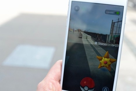 Beginner's guide: How to play Pokémon Go! | ICT en Onderwijs | Scoop.it