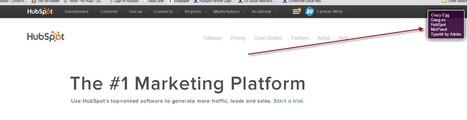 8 Google Chrome Extensions for the Inbound Marketer   E reputation et réseaux sociaux   Scoop.it