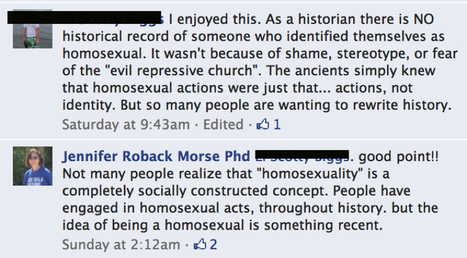 NOM's Jennifer Roback Morse denies homosexuality's existence. Again. | Daily Crew | Scoop.it
