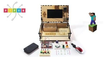 Piper, un kit para que los más pequeños aprendan electrónica mientras juegan a Minecraft | Impuls a la lectura | Scoop.it