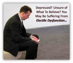There IS a Cure For Electile Dysfunction! | Electile Dysfunction | Scoop.it