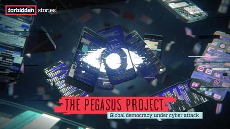 """ENQUÊTE. Le """"projet Pegasus"""" : un logiciel espion utilisé par des États pour cibler des politiques, des journalistes, des avocats... y compris des Français ..."""