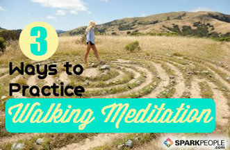 A Guide to Walking Meditation | One Step at a Time | Scoop.it