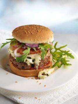 Cheeseburger au Roquefort | Brazilian cheeses | Scoop.it