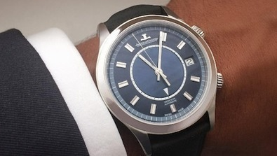 Jaeger-LeCoultre opens up inner workings during