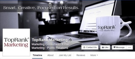 12 Creative Ways to Use Facebook Cover Images for Business : Social Media Examiner | Affiliate tools page | Scoop.it