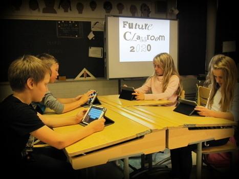 LUMA.fi: TVT:n opetuskäyttö haltuun: tulevaisuuden taitoja opettelemassa ja opettamassa | Tablet opetuksessa | Scoop.it