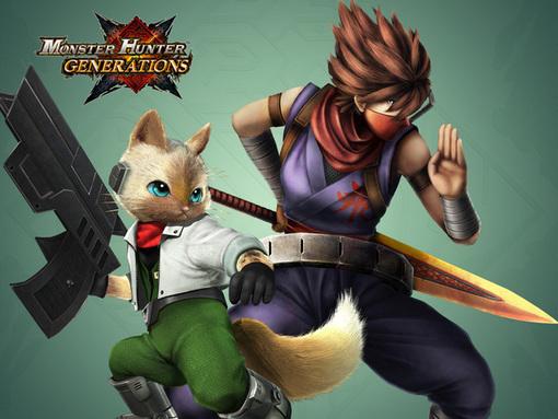 Monster Hunter Generations September DLC Releas