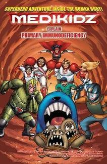 Patient becomes a comic book hero to help other kids with PID | Geek Therapy | Scoop.it