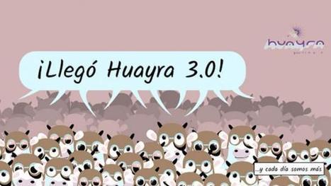 ANSES/Conectar Igualdad presenta la versión 3.0 de Huayra GNU/Linux | Conectar Igualdad | Bibliotecas Escolares Argentinas | Scoop.it