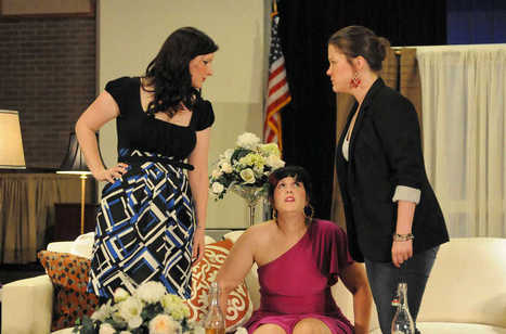Girls behave beyond badly in Ad Astra's 'Bachelorette'   cjonline.com   OffStage   Scoop.it