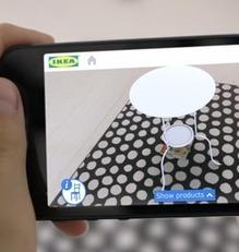 Insolite : IKEA se lance dans la réalité augmentée | TICE & FLE | Scoop.it