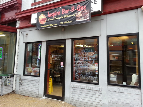 DC Barbecue Joint Serves Food For Soul And Mind - NPR (blog) | Local Food Systems | Scoop.it