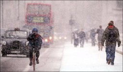 Cold Idioms & Snow vocabulary: A snow day at home - The English Blog | Articles re. education | Scoop.it
