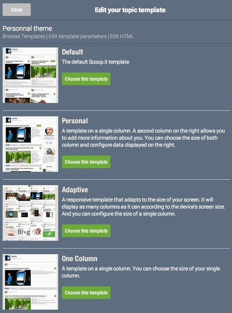 Scoop.it Introduces New Layout Templates, Full Topic Embeds and Direct White-Label Publishing to WordPress | The Social Media Learning Lab | Scoop.it