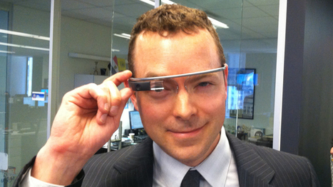 White Men Wearing Google Glass | Locative Media | Scoop.it