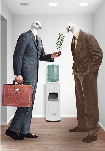 Conflict at Work? Empathy Can Smooth Ruffled Feathers | Empathy in the Workplace | Scoop.it