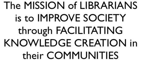 MOOCing up Librarianship | Working | Scoop.it