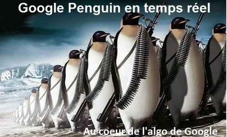 Après le lancement de Google Penguin 4, que va-t-il se passer maintenant ? | CCI du Tarn | Scoop.it