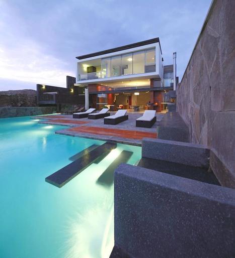 Contemporary CN Beach House, Peru | Adelto | Aussiemandas Auspicious | Scoop.it