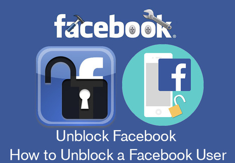 Unblock Facebook – How to Unblock Someone on Facebook