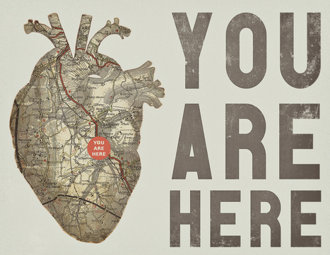 You are Here | Map@Print | Scoop.it