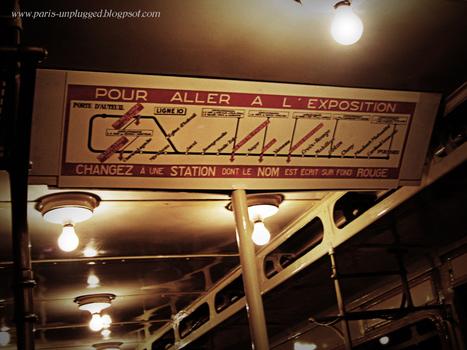 1913 - Petite Histoire de la Ligne 8 du métro parisien | Paris Unplugged | Scoop.it