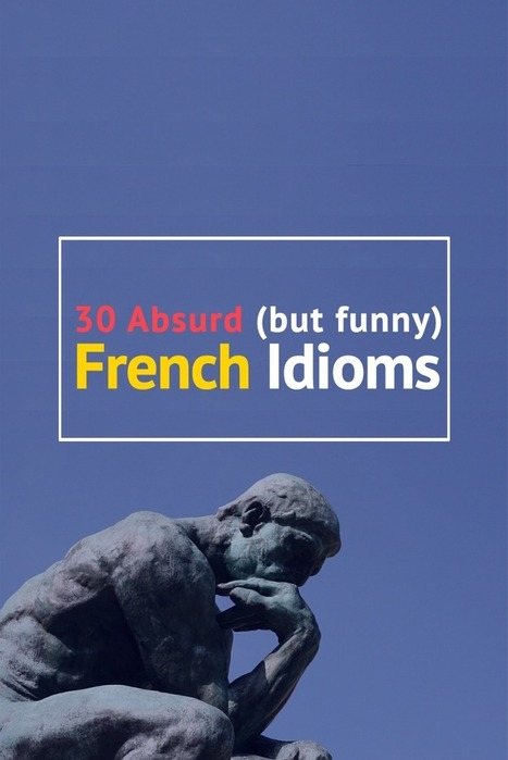 french idioms for essay writing