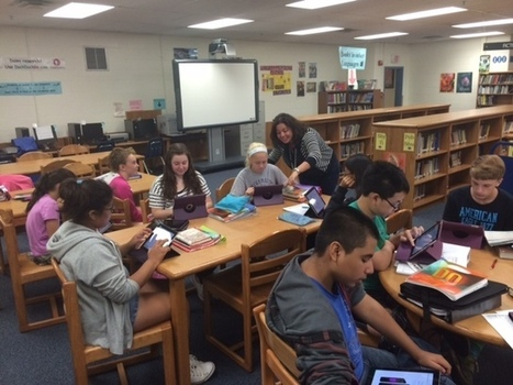 Two Virginia Educators Offer Best Practices for 'Teaching in the Cloud' | Learning Commons & Maker Spaces | Scoop.it