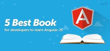 Angularjs Development: 5 best books for developers to learn AngularJS | Angular.js and Google Dart | Scoop.it