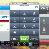 MagicJack for iPhone Provides Unlimited Free Calling Within the US and Canada | iPhoneApps | Scoop.it