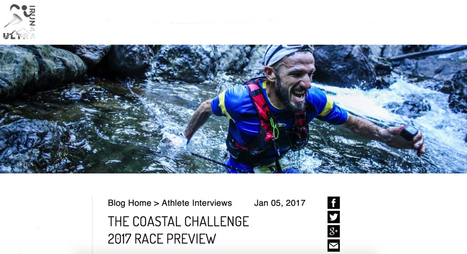 The Coastal Challenge 2017 Preview on IRUN4ULTRA | Outdoor Extreme & Adventure Sports Video Channel | Scoop.it