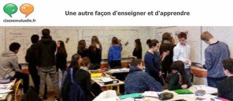 Classe mutuelle – Site des classes mutuelles du Lycée Dorian | Elearning, pédagogie, technologie et numérique... | Scoop.it