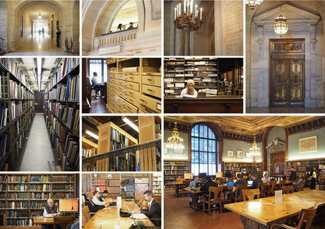 New York Public Library unveils early designs of renovation plans | India Art n Design - Architecture | Scoop.it