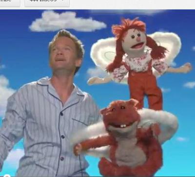 Neil Patrick Harris is dreamy in Nerdist web series   TV, new medias and marketing   Scoop.it