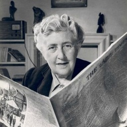 Murder, Mystery, and Travel: Agatha Christie via @Bookriot | Sara Rosett | All Things Bookish: All about books, all the time | Scoop.it