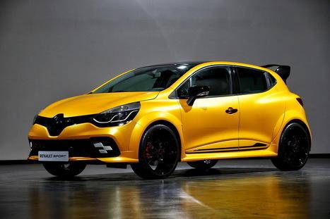 Renault Clio (2016). Une version RS16 dévoilée le 27 mai à Monaco | Auto , mécaniques et sport automobiles | Scoop.it