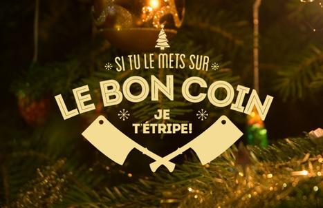 Quand le papier cadeau n'a pas l'esprit de Noël | Coffee Break | Scoop.it