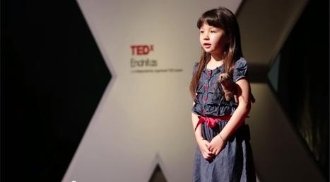 Playlist: 3 TEDx Talks from kids doing amazing things - TEDX Innovations | Teacher Ed. Tech | Scoop.it