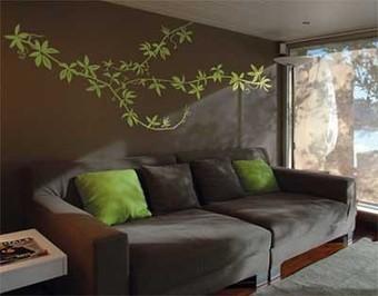 10 ideas para decorar una pared grande mil i for Ideas para decorar paredes grandes