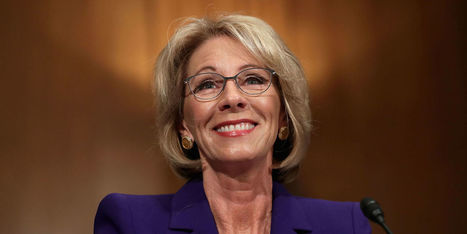 The Betsy DeVos Hearing Was an Insult to Democracy | New learning | Scoop.it