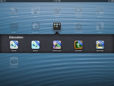 What iPad apps are important to me as a Music Teacher? | Go Go Learning | Scoop.it