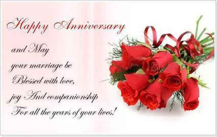 Marriage anniversary wishes for parents enter