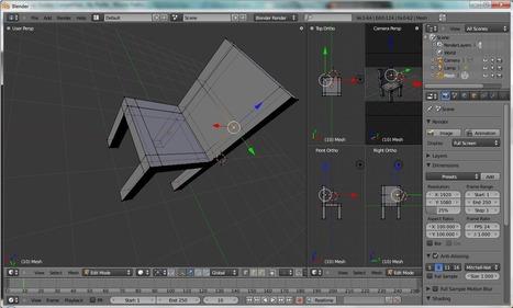 Quels logiciels CAO / FAO / client utiliser avec votre imprimante 3D ? | DIY | Maker | Scoop.it